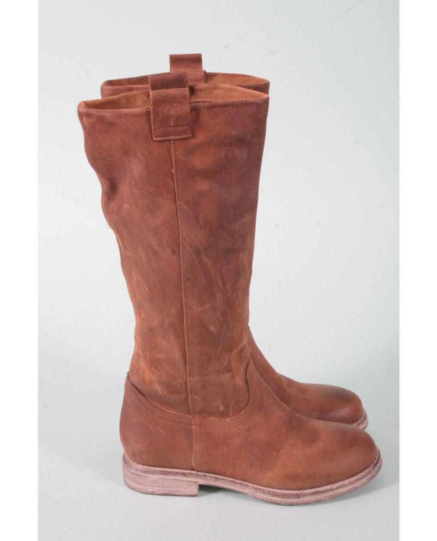 00933111 Scarpe pratico Donna Tubo grosso tacchi stivali